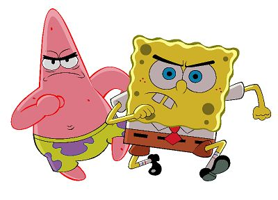 cartoons, Spongebob, Patrick Star - related desktop wallpaper