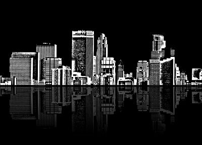 cityscapes - random desktop wallpaper