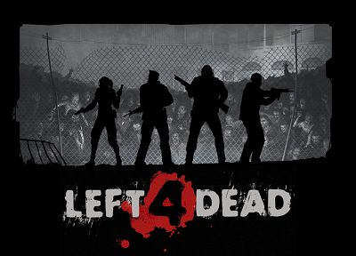 video games, Left 4 Dead - desktop wallpaper