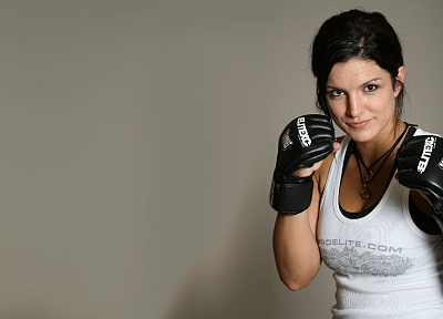 women, Gina Carano - random desktop wallpaper