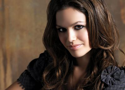 brunettes, women, actress, Rachel Bilson - related desktop wallpaper