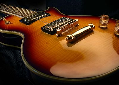 Gibson, Gibson Les Paul, guitars - random desktop wallpaper