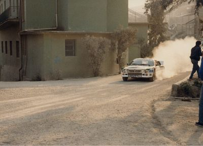 dust, rally, historic, racing, Lancia 037, Lancia Rally 037, rally cars, racing cars, rally car - random desktop wallpaper
