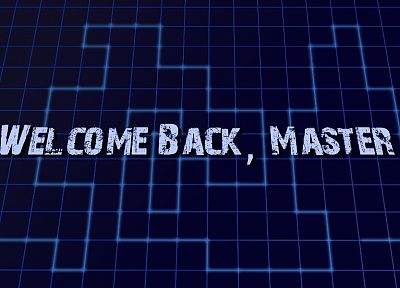 back, master, grid, welcome - random desktop wallpaper