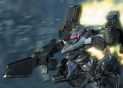 video games, robots, mecha, Armored Core - related desktop wallpaper