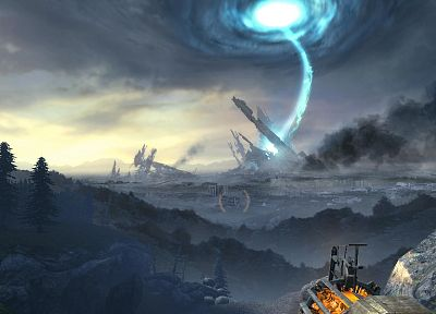video games, Half-Life, science fiction, gravity gun - related desktop wallpaper