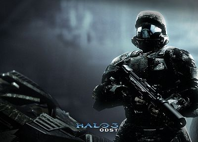 video games, Halo ODST - related desktop wallpaper