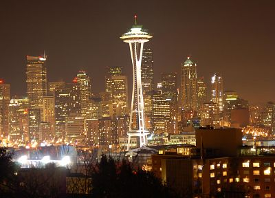 Seattle, cities - popular desktop wallpaper