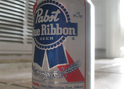 beers, Pabst Blue Ribbon - random desktop wallpaper