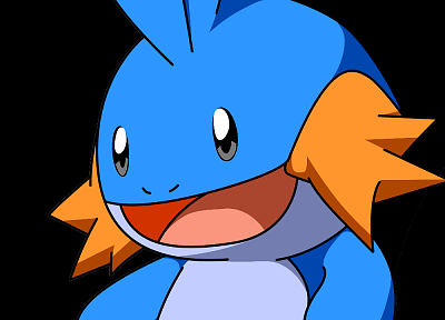 Pokemon, Mudkip - desktop wallpaper