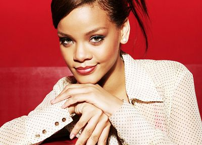 Rihanna, celebrity, singers - desktop wallpaper