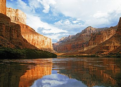 Arizona, Grand Canyon, Colorado, rivers, National Park - desktop wallpaper