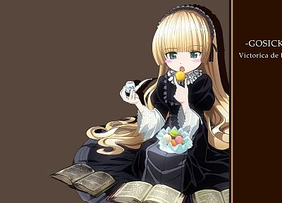 Gosick - random desktop wallpaper