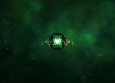Green Lantern, DC Comics - random desktop wallpaper