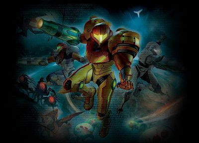 Metroid, Samus Aran, varia - related desktop wallpaper