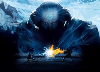 Avatar: The Last Airbender, artwork - desktop wallpaper