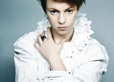 la roux - random desktop wallpaper