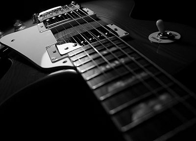 Gibson Les Paul, guitars - random desktop wallpaper