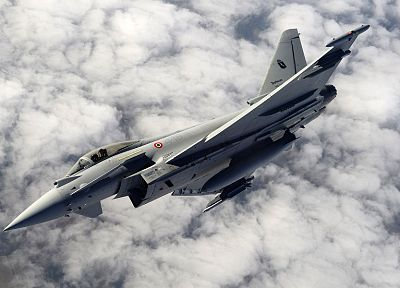 aircraft, military, Eurofighter Typhoon - related desktop wallpaper