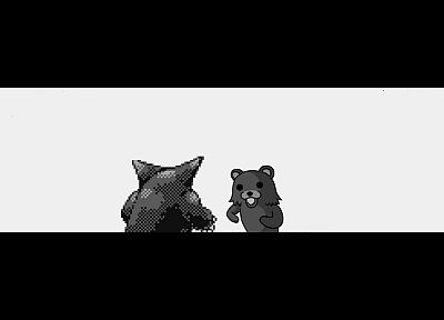 Pedobear, Pokemon - desktop wallpaper