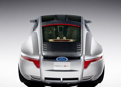 cars, Ford, back view, concept cars, Ford Reflex - random desktop wallpaper