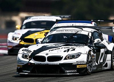 cars, vehicles, BMW Z4, races - related desktop wallpaper