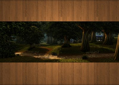 wood, World of Warcraft - random desktop wallpaper