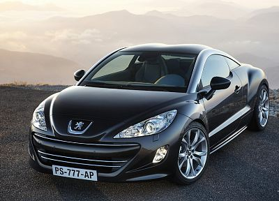 cars, Peugeot RCZ - random desktop wallpaper
