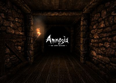creepy, video games, Amnesia: The Dark Descent - desktop wallpaper