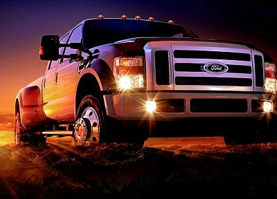 Ford, trucks, vehicles - related desktop wallpaper