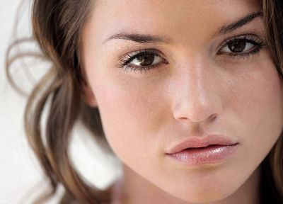 brunettes, women, Tori Black, faces - related desktop wallpaper
