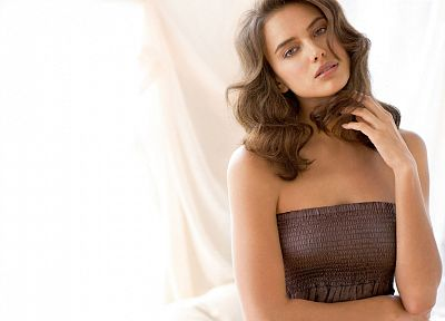 women, models, Irina Shayk - desktop wallpaper