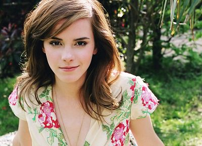 women, Emma Watson, actress - related desktop wallpaper