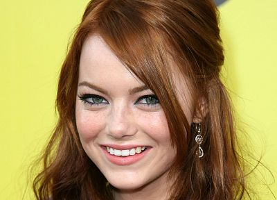 women, actress, celebrity, Emma Stone - related desktop wallpaper