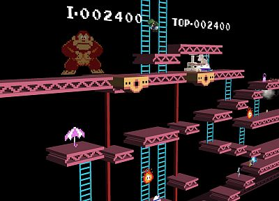 video games, Donkey Kong, Super Smash Bros, retro games - random desktop wallpaper