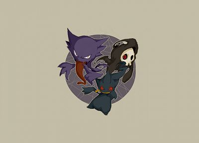 Pokemon, Haunter, Duskull - related desktop wallpaper