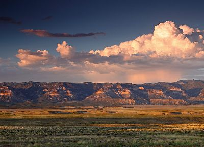 mountains, landscapes, nature, Utah, skyscapes - related desktop wallpaper