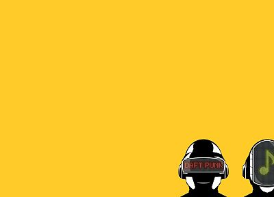 Daft Punk - desktop wallpaper