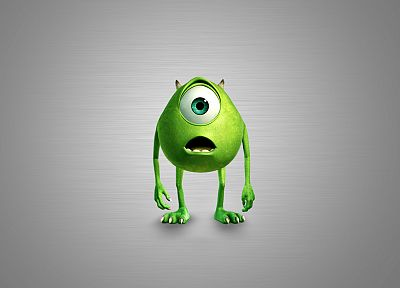 movies, Monsters Inc., mike - random desktop wallpaper