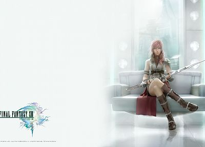 Final Fantasy XIII - related desktop wallpaper