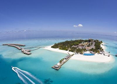 ocean, Maldives, islands, overview, scenic, oceans, aerial, aerial photography - random desktop wallpaper