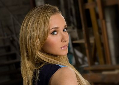 blondes, women, actress, Hayden Panettiere, celebrity - random desktop wallpaper