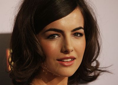 Camilla Belle - random desktop wallpaper