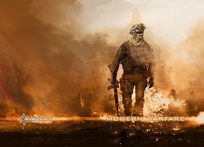 video games, Call of Duty, Call of Duty: Modern Warfare 2 - random desktop wallpaper