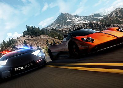 video games, Need for Speed, games - related desktop wallpaper