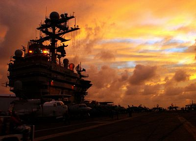 military, navy, boats, vehicles, aircraft carriers - related desktop wallpaper