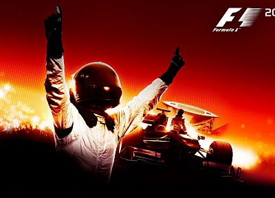 video games, Formula One, games - random desktop wallpaper