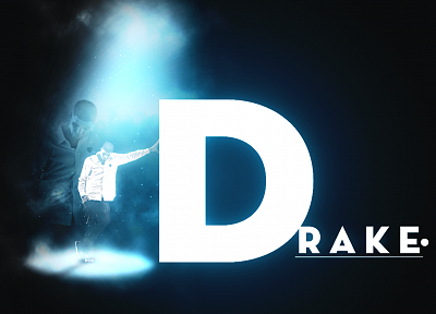 Drake, singers, spotlight - random desktop wallpaper