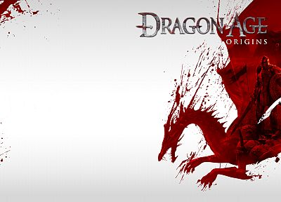 dragons, Dragon Age, Dragon Age Origins - random desktop wallpaper