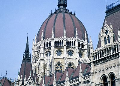 architecture, Hungary, Budapest - related desktop wallpaper